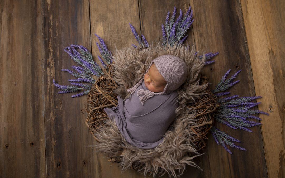 Nyfödd i studion